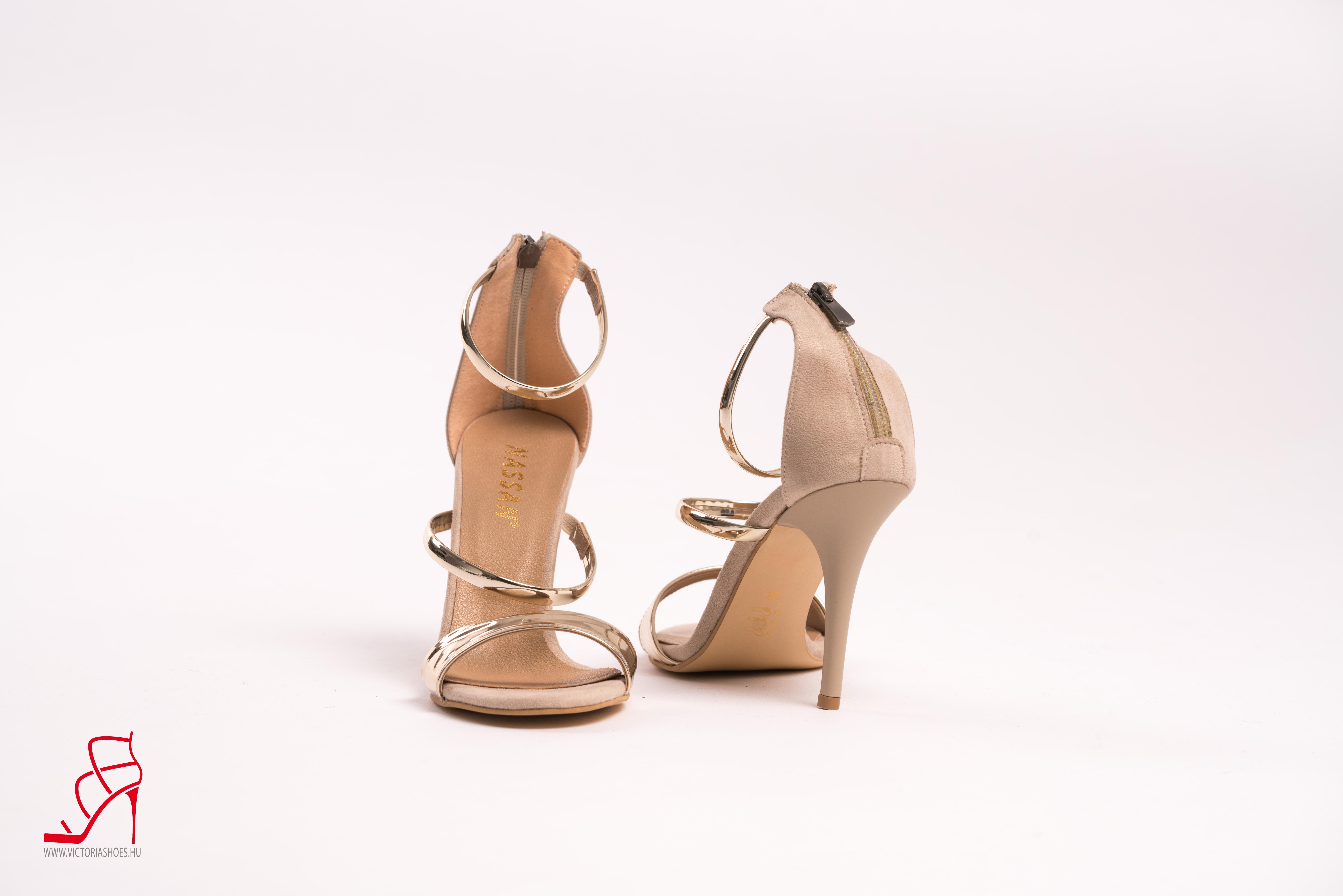 MIA MAGASSARKÚ SZANDÁL Victoria Shoe Shop