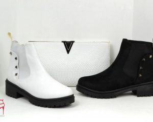 Vanda Női boka cipő