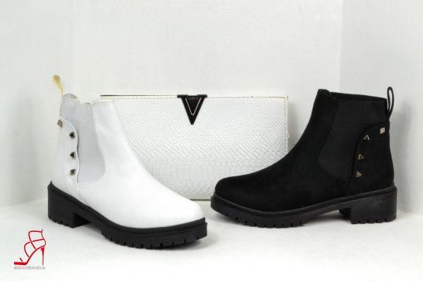 noi-boka-cipő-fekete-feher-004