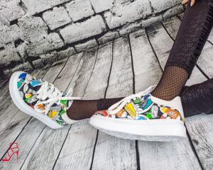 Hanna Női Sneaker